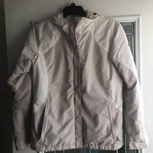 Columbia Women's Large Polyester Hooded Jacket